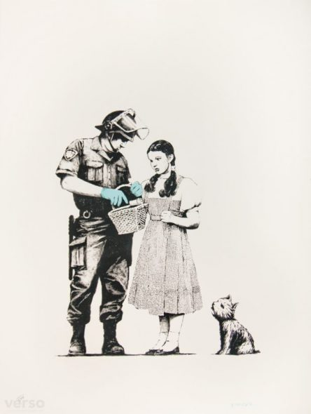 Banksy Stop & Search