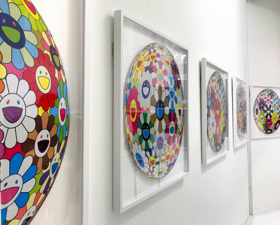 Modern Pop Art Takashi Murakami